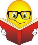 Đề tài: Hình thành năng lực tự học cho học sinh thông qua hướng dẫn học sinh tự học nội dung dao động của con lắc đơn