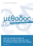 Một số vấn đề chung về đổi mới phương pháp dạy học ở trường trung học phổ thông - Nguyễn Văn Cường
