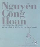 Đời viết văn của tôi - Nguyễn Công Hoan: Phần 1