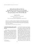 Kiến nghị hoàn thiện quy định của Bộ luật Hình sự Việt Nam về các tội xâm phạm sức khỏe của người khác và những giải pháp nâng cao hiệu quả áp dụng (từ thực tiễn tỉnh Đắk Lắk)