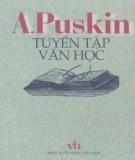Ebook A. Puskin - Tuyển tập văn học: Phần 1 - NXB Văn học