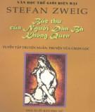 Ebook Bức thư của người đàn bà không quen (tuyển tập truyện ngắn, truyện vừa): Phần 1 - Stefan Zweig