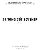 Ebook Bêtông cốt sợi thép: Phần 1 - PGS.TS. Nguyễn Viết Trung (chủ biên)