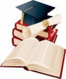 Tóm tắt Khóa luận tốt nghiệp: Ảnh hưởng của tiểu thuyết ngôn tình trong đời sống sinh viên nữ trường Đại học Văn hóa Hà Nội