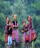 Tập quán sinh đẻ và một số vấn đề về chiến lược dân số đối với các dân tộc thiểu số ở Việt Nam