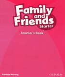 family and friends starter teacher's book: part 1 - barbara mackay