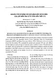 Nghiên cứu và đánh giá khả năng bảo vệ ăn mòn của lớp biến tính gỉ TP trên nền thép CT3