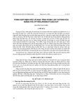 Tổng hợp điện hóa và đặc tính chọn lọc cation của màng Polypyrol/Dodecylsulfat