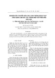 Nghiên cứu chuyển hóa cao lanh thành zeolit Na Y - Ứng dụng làm xúc tác trong một số phản ứng hóa học