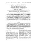Tình trạng khan hiếm photpho và sự cần thiết của việc tái sử dụng nguồn thải chứa photpho