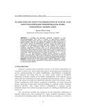 Plasma-Induced Graft Polymerization of Acrylic Acid onto Poly (ethylene terephthalate) Films: Hydrophilic Modification
