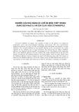 Nghiên cứu khả năng ức chế ăn mòn thép trong dung dịch Nacl 0,1 M của Clay hữu cơ nanofil5