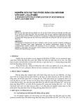 Nghiên cứu sự tạo phức rắn của neodim với axit L-glutamic