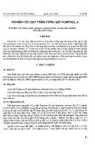 Nghiên cứu quy trình tổng hơp Howiinol A