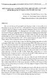 Một số kết quả nghiên cứu tổng hợp sét hữu cơ từ sét Bình Thuận để sử dụng cho ngành dầu khí
