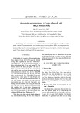 Tách các neurotoxin từ nọc rắn hổ đất (Naja kaouthia)