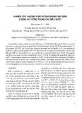 Nghiên cứu phương pháp huỳnh quang xác định lượng vết đồng trong các mẫu nước