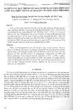 Nghiên cứu quá trình oxy hóa penicillin trên điện cực ANOT PbO2/thép không gỉ 304 bằng phương pháp điện hóa