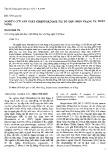 Nghiên cứu sản xuất streptokinase tái tổ hợp: hiện trạng và triển vọng