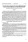 Các hợp chất Glycolipit từ loài hải miên cành xanh Gellius varius sinh sống tại vùng biển Việt Nam
