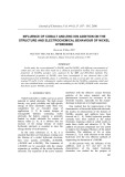 Influence of cobalt and zinc ion addition on the structure and electrochemical behaviour of nickel hydroxide