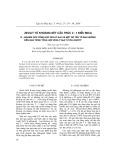 Zeolit từ khoáng sét cấu trúc 2 : 1 kiểu mica : Phần IV: Nghiên cứu tổng hợp zeolit NaX và một số yếu tố ảnh hưởng đến quá trình tổng hợp zeolit NaX từ phlogopit