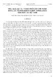 Hiệu quả diệt ấu trùng muỗi của chế phẩm Bacillus thuringiensis subsp.Israelensis sản xuất tại Việt Nam