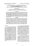 Qui trình nghiên cứu các hợp chất thiên nhiên có hoạt tính sinh học (Phần 1)
