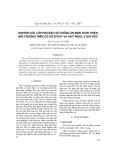 Nghiên cứu lớp phủ bảo vệ chống ăn mòn thân thiện môi trường trên cơ sở epoxy và axit indol-3 butyric