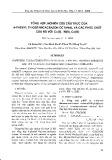 Tổng hợp, nghiên cứu cấu trúc của 4-phenyl thiose - Micacbazon Octanal và các phức chất của nó với Cu(II), Ni(II), Co(III)