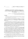 Nghiên cứu chuyển hóa vi sinh Phytosterols đến Androstenedione (AD) và Androstadienedione (ADD) (Thông báo số 1)