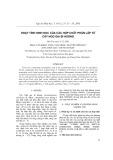 Hoạt tính sinh học của các hợp chất phân lập từ cây ngũ gia bì hương