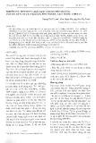 Nghiên cứu điều kiện chiết Zr(IV) trong môi trường axit hcl bằng di-2-etylhexyl photphoric axit trong n-hexan