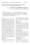 Một số kết quả nghiên cứu mới về thành phần hóa học của cây dây thìa canh (Gymnema Sylvestre)