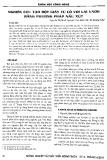 Nghiên cứu tạo bột giấy từ cỏ voilai VA06 bằng phương pháp nấu xút