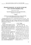 Tổng hợp và nghiên cứu cấu trúc một vài phức chất Trans-dicloro(atilen)(amin)platin(II)
