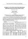 Xác định Fe, Co và Zn trong trái cây đặc sản Việt Nam bằng phân tích kích hoạt nơtron dụng cụ (INAA)