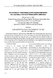 Nanocomposit polipirol/montmorilonit - vật liệu hấp thụ sóng điện từ