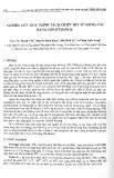 Nghiên cứu quy trình tách chiết iốt từ rong Nâu bằng cồn Ethanol