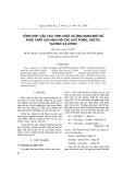 Tổng hợp, cấu tạo, tính chất và ứng dụng một số phức chất của Ni(II) với các axit fomic, axetic, tactric và xitric