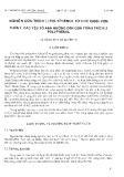 Nghiên cứu trích li polyphenol từ chè xanh vụn - Phần 1: Các yếu tố ảnh hưởng đến quá trình trích li polyphenol