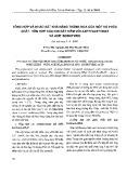 Tổng hợp và khảo sát khả năng thăng hoa của một số phức chất hỗn hợp của ion đất hiếm với Axetyaxetonat và Axit Isobutyric