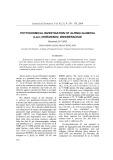 Phytochemical Investigation of Alpinia globosa (Lour.) Horaninov, Zingiberaceae