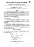 Nghiên cứu sự tương tác giữa Ion Lantanoit và Microperoxidase-11 (MP-11) bằng phương pháp điện hóa học