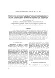 Protective action of ampelopsis cantoniensis and its major constituent – myricetin against LDL oxidation