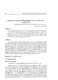Tổng hợp và hoạt tính sinh học của 7-Cloisatin và dẫn xuất