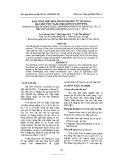 Bán tổng hợp một số đơn hương từ tinh dầu hạt mùi Việt Nam coriandrum sativum L.