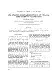 Làm giàu Urani bằng phương pháp cộng kết với Fe(OH)3 và tối ưu hóa cho phân tích urani