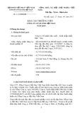 Báo cáo thường niên Công ty Cổ phần Sản xuất, xuất nhập khẩu Dệt may năm 2014
