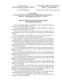 Quyết định số: 234/QĐ-SGDHCM